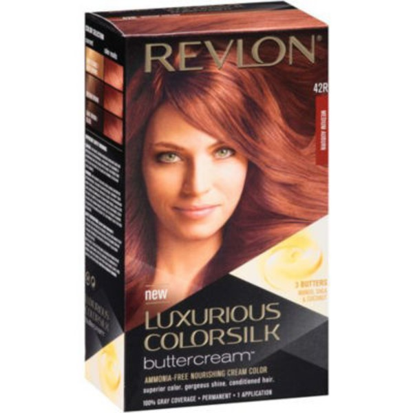 Revlon Permanent Color - Medium Auburn 42R