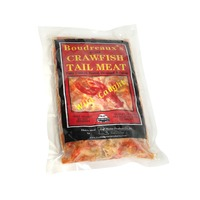 Boudreaux's Brand Wild Caught Crawfish Tail Meat