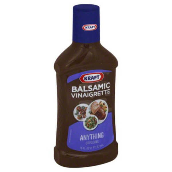 Kraft Salad Dressing Balsamic Vinaigrette Dressing