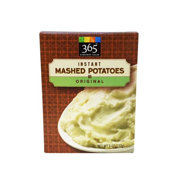 365 Instant Mashed Potatoes