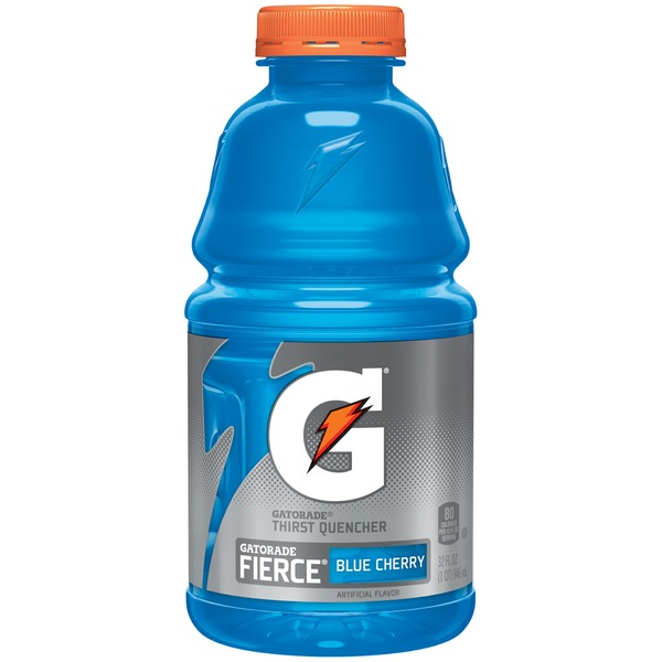 Gatorade G Series Perform Fierce Blue Cherry Sports Drink