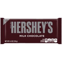 HERSHEY'S Extra Large Chocolate Bar, 4.4 oz