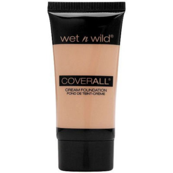 Wet n' Wild Foundation Cream Light 817