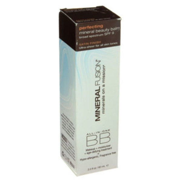 Mineral Fusion Perfecting Mineral BB Cream