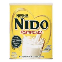 Nestle Nido Drink Mix, Dry Milk, 56.3 Oz, 1 Count