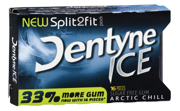 Dent ice artic chill