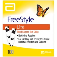 Freestyle Lite For In Vitro Diagnostic Use Test Strips