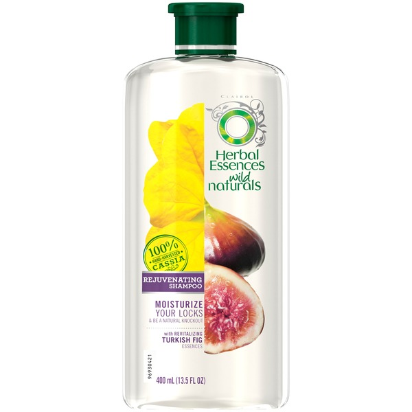 Herbal Essences Wild Naturals Rejuvenating Shampoo 13.5 Fl Oz  Female Hair Care