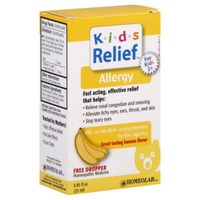 Kids Relief Banana Flavor Allergy Oral Liquid