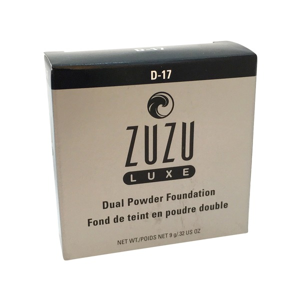 ZuZu Luxe Dual Powder Foundation D17