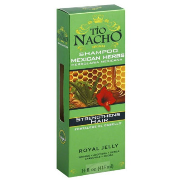Tio Nacho Mexican Herbs Royal Jelly Shampoo