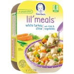 Gerber Lil' Meals, White Turkey Stew with Rice and Vegetables, 6 oz Tray