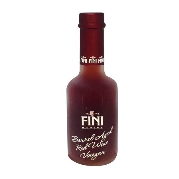 Fini Vinegar, Red Wine, Barrel Aged