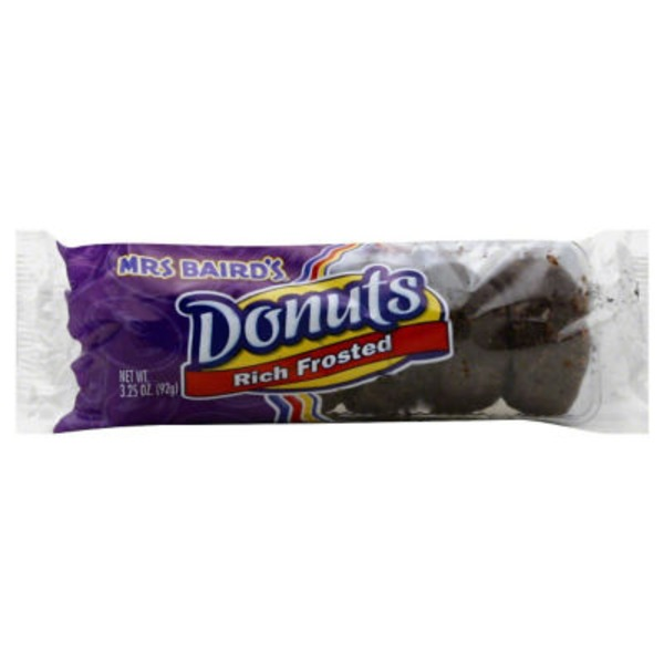 Mrs. Baird's Rich Frosted Donuts