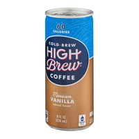 High Brew Coffee Mexican Vanilla