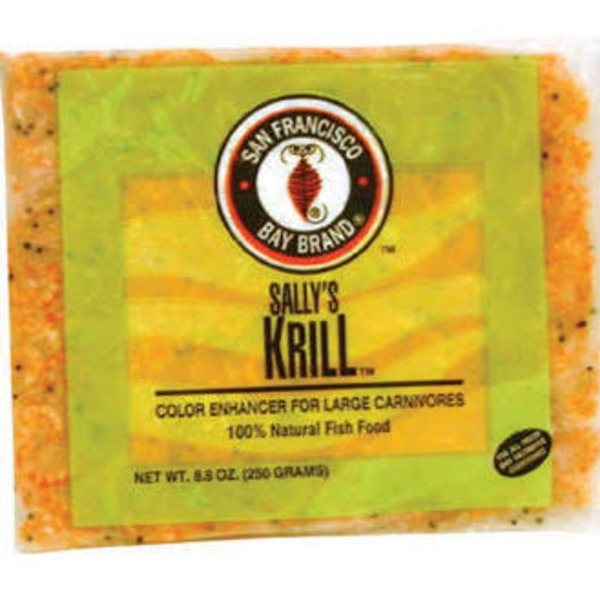San Francisco Bay Coffee Frozen Krill Flatpac