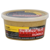 Hummusphere Hummus, Applewood Smoked, Thai Curry