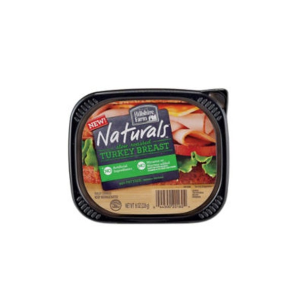 Hillshire Farm Naturals Slow Roasted Turkey Breast Lunch Meat
