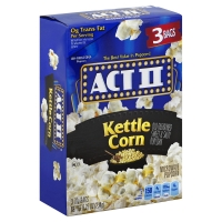 Act II Kettle Corn