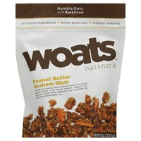 Woats Peanut Butter Graham Slam