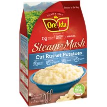 Ore-Ida Steam n' Mash Cut Russet Potatoes, 24 oz