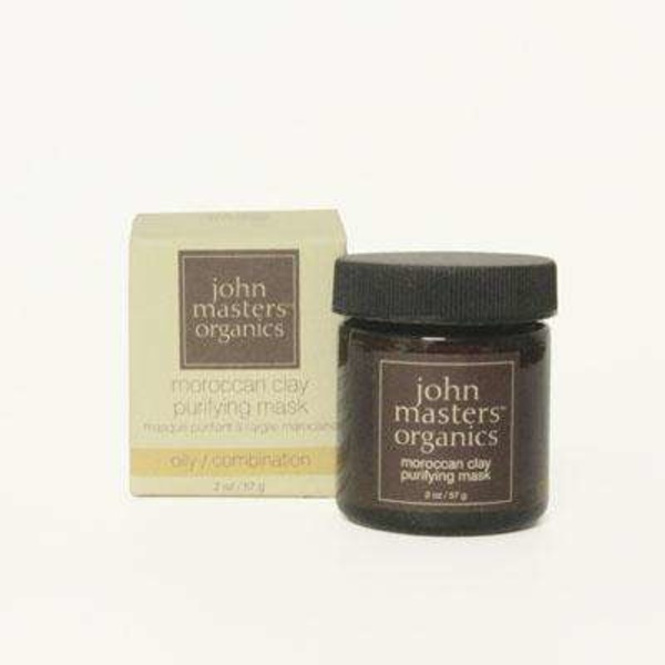 John Masters Organics French Green Clay Green Tea Mask