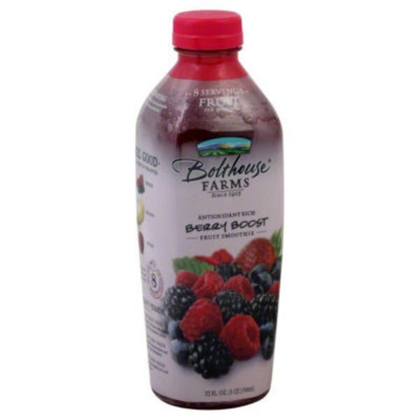 Bolthouse Farms Berry Boost 100% Fruit Juice Smoothie