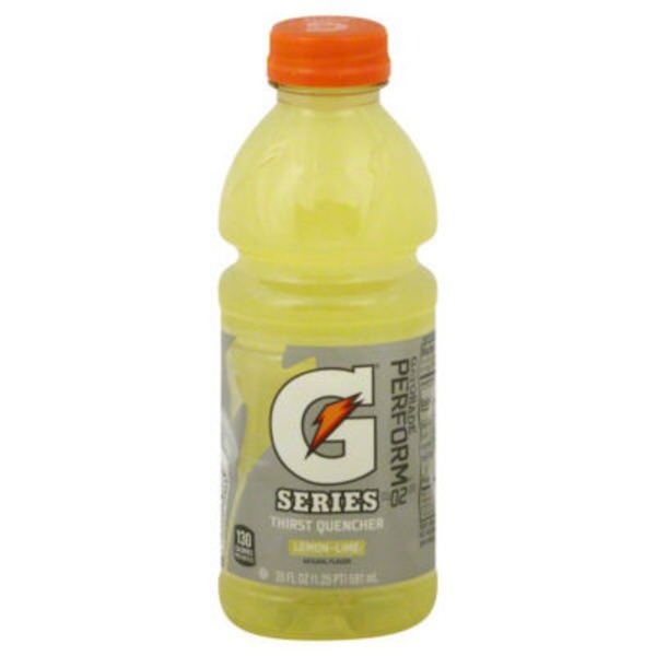 Gatorade Lemon-Lime Thirst Quencher Sports Drink