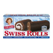 Little Debbie Swiss Rolls - 12 CT