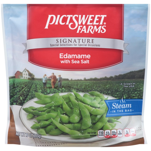 Pictsweet Farms Signature with Sea Salt Edamame