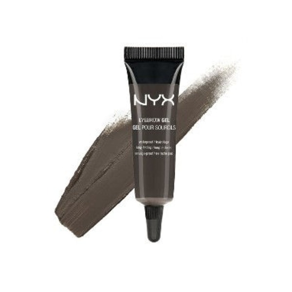 NYX Black Eyebrow Gel