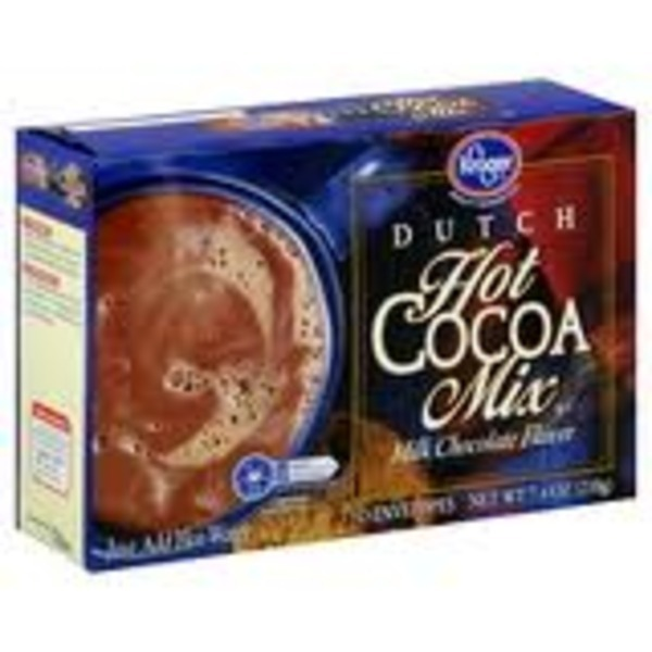 Kroger Hot Cocoa Mix