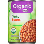 Great Value Organic Pinto Beans