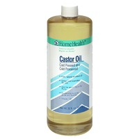 Home Health Castor Oil Cold Pressed & Cold Processed