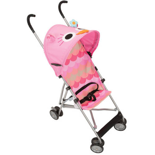 Cosco Umbrella Stroller Pink Owl