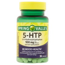 Spring Valley 5-HTP Capsules, 100 mg, 30 Ct