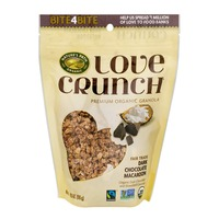 Nature's Path Love Crunch Premium Organic Granola Dark Chocolate Macaroon