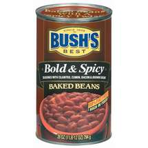 Bushs Best Bold And Spicy Baked Beans