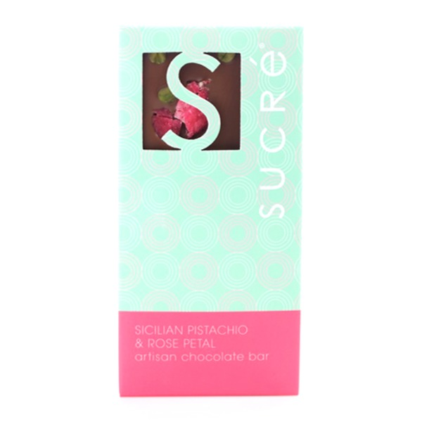 Sucre Pistachio & Rose Bar