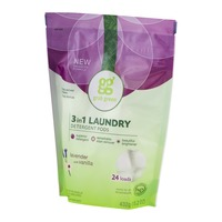 Grab Green 3-in-1 Laundry Detergent Pods Lavendar - 24 CT