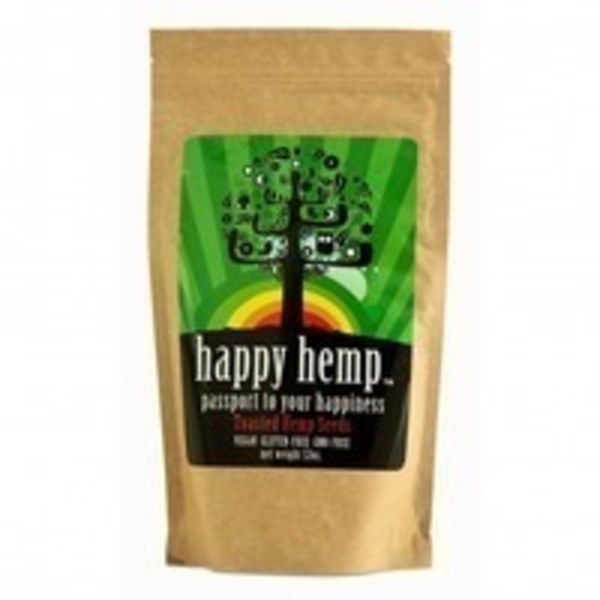 Happy Hemp Toasted Hemp Seeds