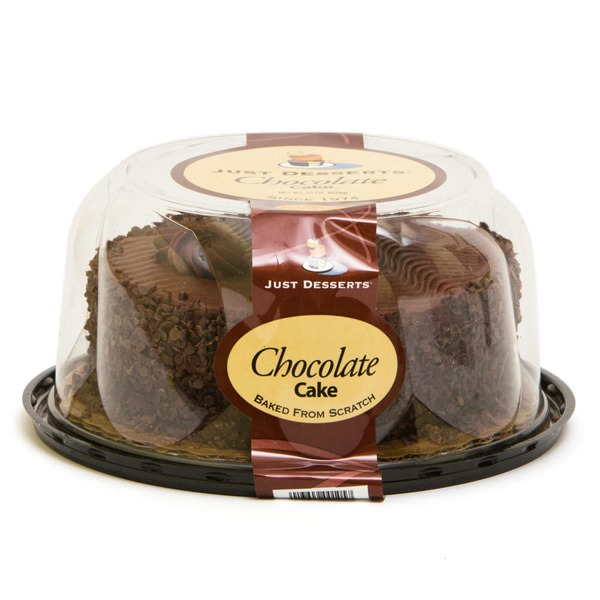 Just Desserts Chocolate Cake