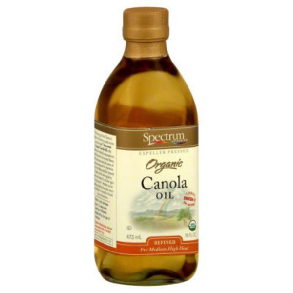 Spectrum Organic Oil Canola