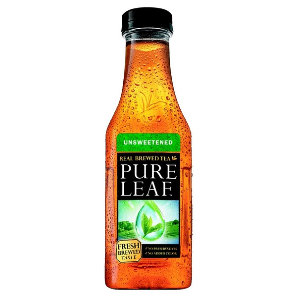 Pure Leaf Unsweetened Black Iced Tea