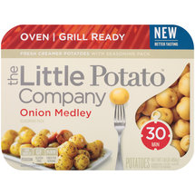 The Little Potato Company Onion Medley Griller Potatoes