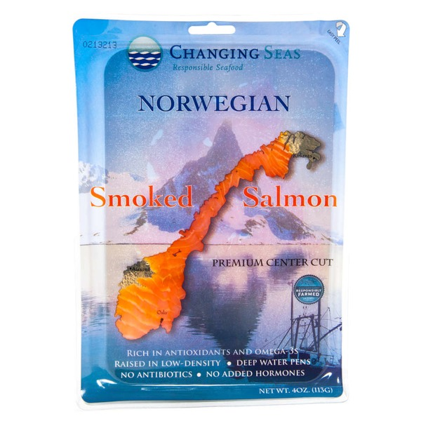 Changing Seas Cold Smoked Salmon
