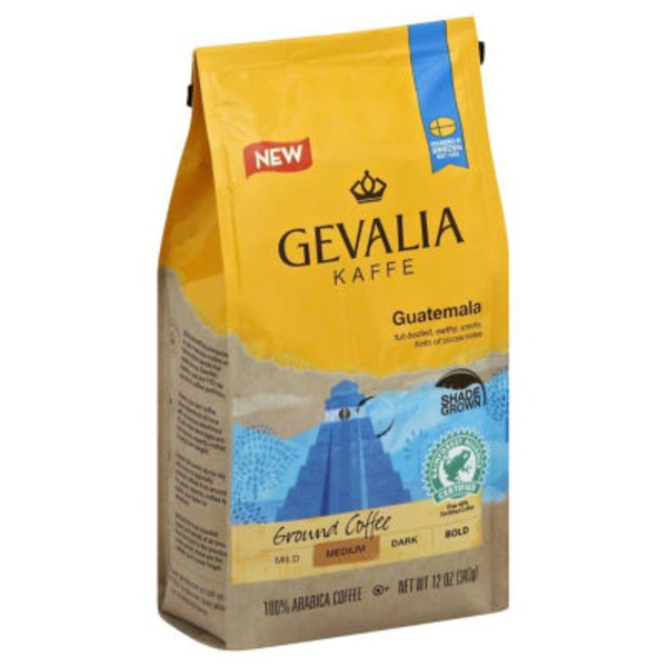 Gevalia Guatemala Ground Coffee