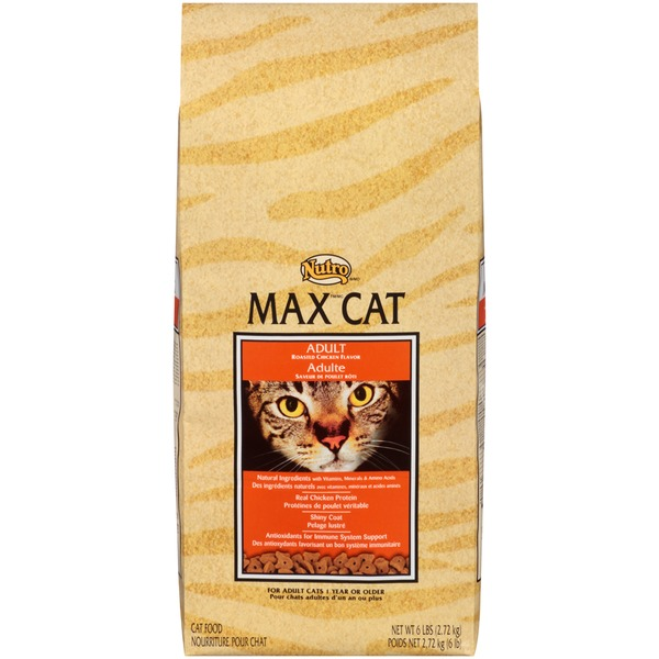 Nutro Max Cat Adult Roasted Chicken Flavor Cat Food