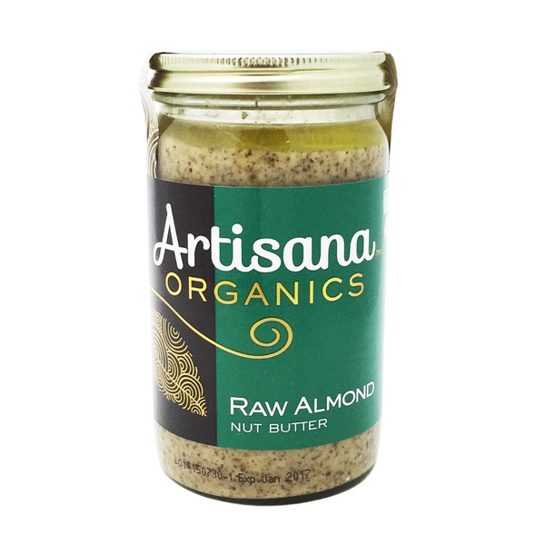 Artisana Organics Raw Almond Nut Butter