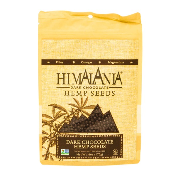Himalania Dark Chocolate Hemp Seeds